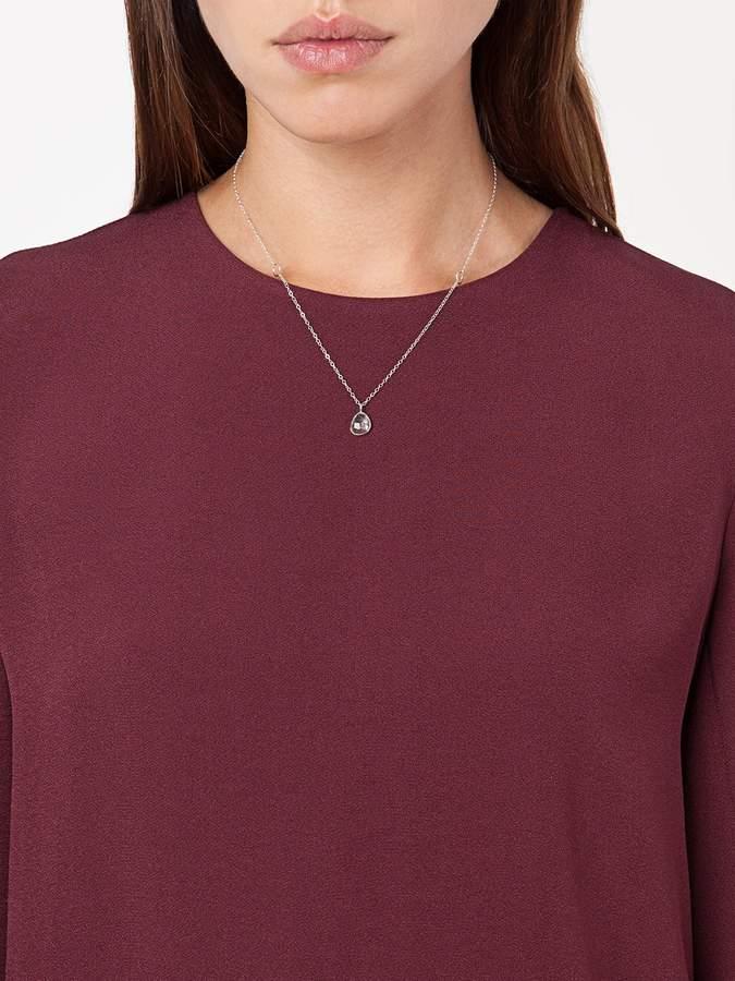 Melissa Joy Manning rutilated quartz necklace