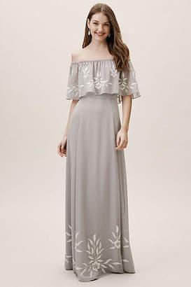 BHLDN Brittany Wedding Guest Dress