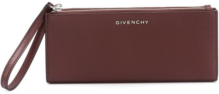 Givenchy Givenchy wrist wrap zipped wallet