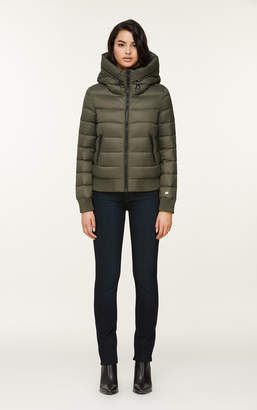 Soia & Kyo TIPHANIE water-repellent lightweight down bomber jacket