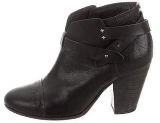 Rag & Bone Leather Harrow Boots