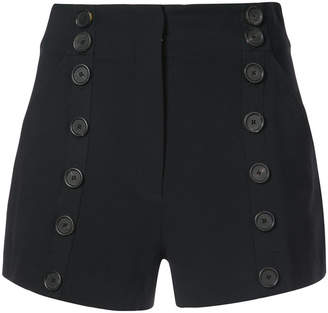 A.L.C. high-waisted shorts