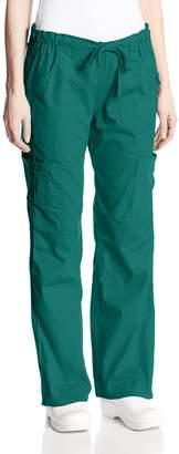 Dickies Women's Tall EDS Signature Jr. Fit Drawstring Cargo Pant