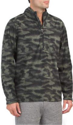 Fairmont Fleece Pullover Top