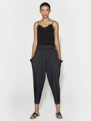 Halston Flowy Ruched Pant