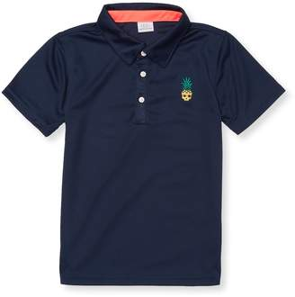 Egg Little Boy's Embroidery Polo Shirt