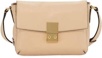 Cole Haan Allanna Leather Crossbody Bag, Nude