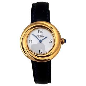 Cartier Trinity ruby watch