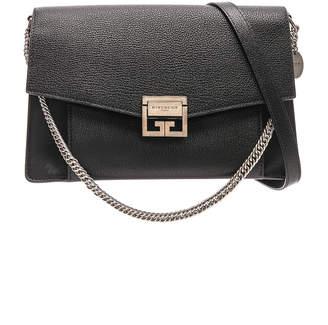 Givenchy Medium Leather GV3 in Black | FWRD