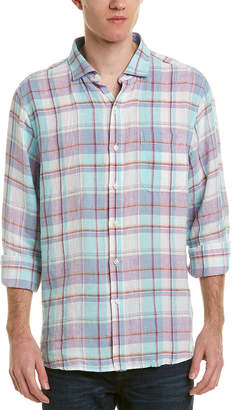 Tommy Bahama Plaid Lauderdale Breezer Shirt