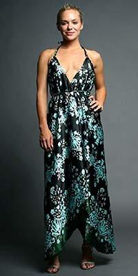 Paisley Scarf Long Dresses by eDressMe