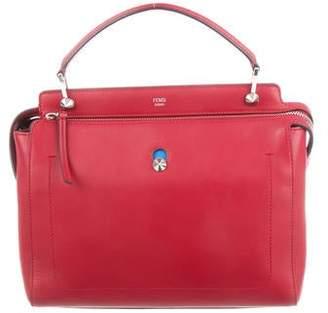 abc16983c0 Fendi Leather Dotcom Bag