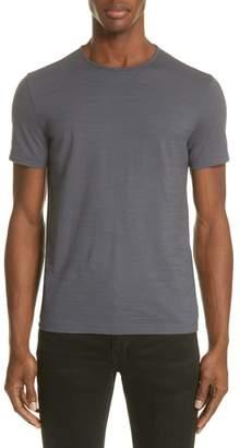 John Varvatos Collection Slub Crewneck T-Shirt