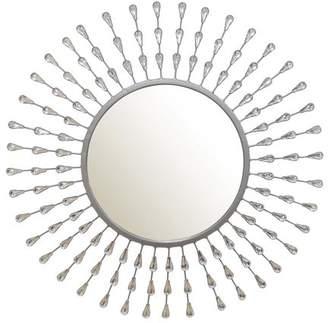 Stratton Home Decor Acrylic Tear Drop Mirror