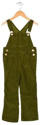 Earnest Sewn Boys' Corduroy Overalls w/ Tags