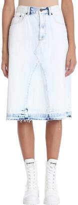 Marc Jacobs Five Pockets Denim Skirt