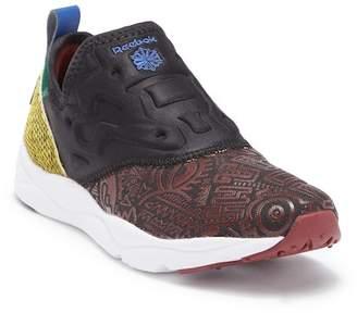 Reebok Fury Lite Slip-On Sneaker