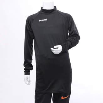 Hummel (ヒュンメル) - ヒュンメル HUMMEL ジュニア サッカー/フットサル 長袖インナーシャツ ジュニアあったかインナーシャツ HJP5145