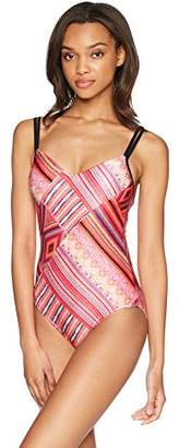 Seafolly Women's Sweetheart Neckline One Piece Swimsuit