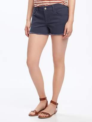 "Cut-Off Denim Shorts for Women (3"") $24.94 thestylecure.com"