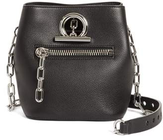 Alexander Wang Riot Leather Crossbody Bag