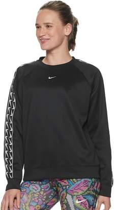 Nike Women's Sportswear Logo Crew Top