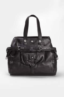 Jerome Dreyfuss Billy Medium Hobo Bag - Noir