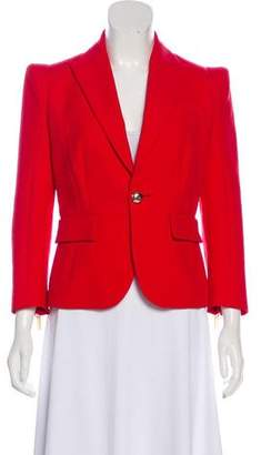 DSQUARED2 Peak-Lapel Long Sleeve Blazer