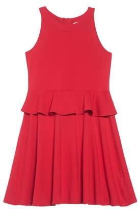 Kate Spade peplum dress