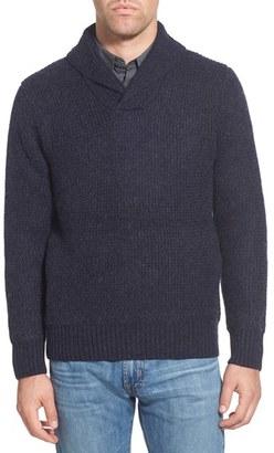 Men's Schott Nyc Regular Fit Shawl Collar Sweater $100 thestylecure.com