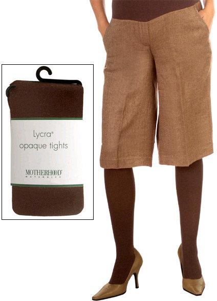 Lycra Opaque Tights