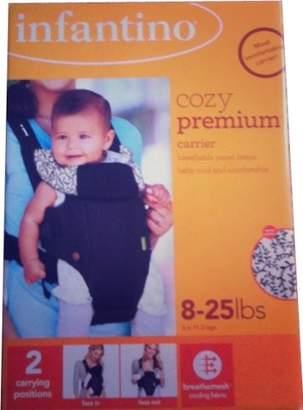 Infantino Cozy Preium Carrier: Size 8 to 25 Pound
