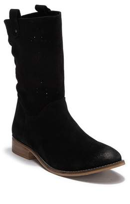 Rebels Trinity Suede Perforated Boot