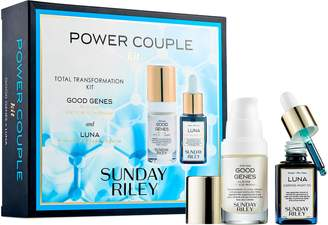 SUNDAY RILEY Power Couple Duo: Total Transformation Kit $85 thestylecure.com