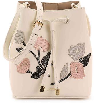 Lauren Ralph Lauren Dryden Derby II Leather Crossbody Bag - Women's