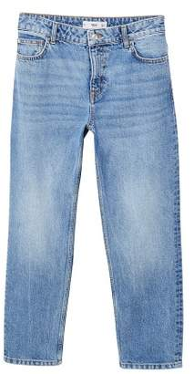 MANGO Girlfriend Claudia jeans