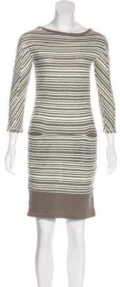 Rag & Bone Long Sleeve Knit Dress