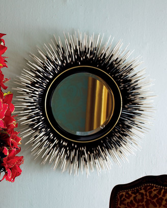 "Janice Minor Porcupine Quill"" Mirror"""
