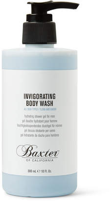Baxter of California Invigorating Body Wash - Flora, Cassis, 300ml