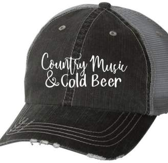 Imagine That Music Beer Hat
