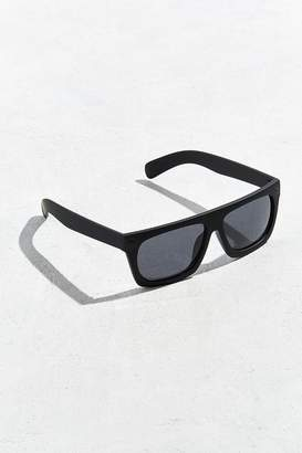 Urban Outfitters Flat Top Wide Sunglasses $18 thestylecure.com