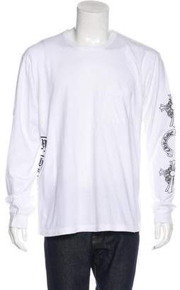Chrome Hearts Graphic Print T-Shirt