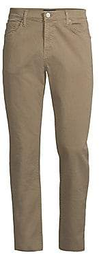 J Brand Men's Eli Stretch Cotton Pants