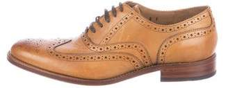 Grenson Wingtip Leather Brogues