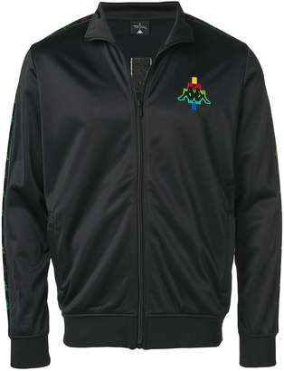 Marcelo Burlon County of Milan Kappa track jacket