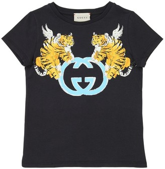 a0e7926c53cb Gucci Grey Tops For Girls - ShopStyle UK