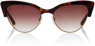 Cat Eye Kate Young Cecilia Cat-Eye Sunglasses
