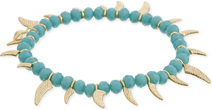 Rebecca MinkoffRebecca Minkoff Tiki beaded bracelet