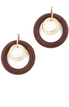 Elizabeth and James Anita Earrings $150 thestylecure.com