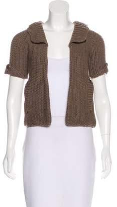 Mayle Hooded Wool Cardigan
